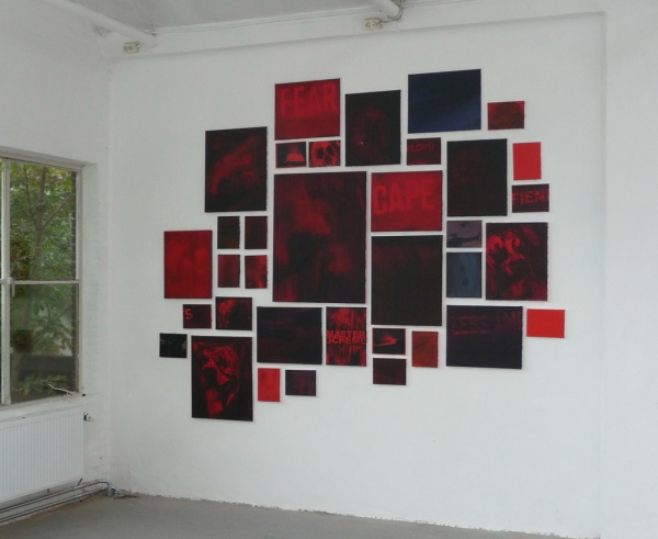 show curated by Henny Overbeek